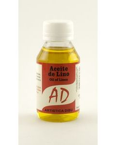 Aceite de Lino AD x 100 Ml.