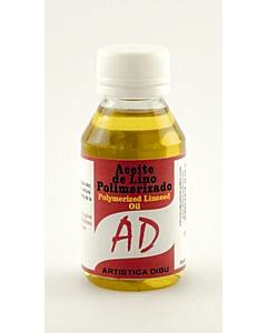 Aceite de Lino Polimérico AD x 100 Ml.