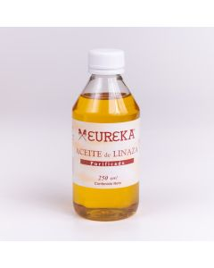 Aceite de Lino Eureka x 250 Ml.
