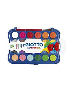Acuarela Giotto Acquerelli 24 Colores