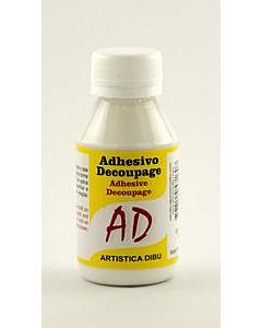 Adhesivo para Decoupage AD x 100 Ml.