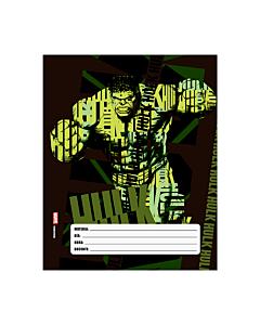 Asignaturas Marvel Comics x 6 Un.