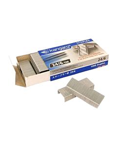 Broches Kangaro N°24/6 x 1000 Un.