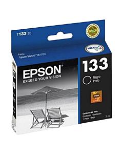 Cartucho Epson 133 (T133120) Negro