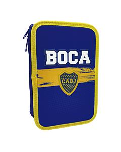 Cartuchera Mooving Boca 2 Piso