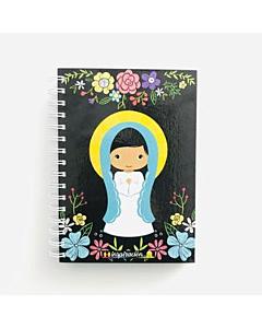 Cuaderno GEO Inspiración Linda A5 Triple x 75 Hs.