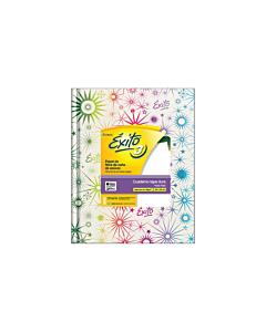 Cuaderno Éxito E3 N°3 Rayado Sin Forrar x 48 Hs.