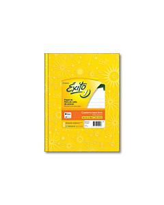 Cuaderno Éxito E1 N°3 Rayado Amarillo Araña x 48 Hs.