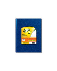 Cuaderno Éxito E1 N°3 Rayado Azul Araña x 48 Hs.