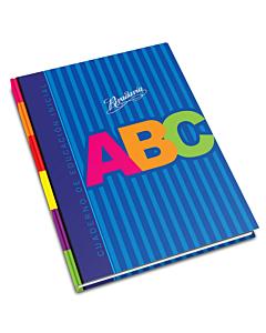 Cuaderno Inicial Rivadavia ABC Rayado 19 x 24 Cm. x 42 Hs.