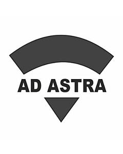 Fichas Ad Astra Cuotas 11,5 x 21,5 Cm. x 100 Un.