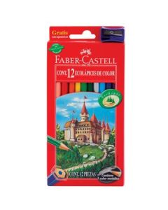 Lápices Faber Castell x 12 Un.