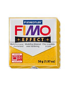 Masa Fimo Effect Oro Glitter x 57 Gr.