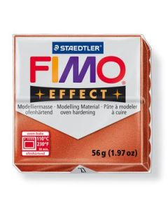 Masa Fimo Effect Cobre Metal x 57 Gr.