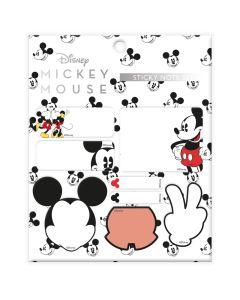 Notas Mooving Mickey Mouse x 25 Hs. x 8 Un.