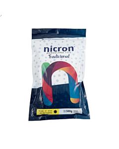 Porcelana Fría Nicron x 500 Gr.