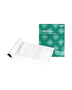 Talonario Ad Astra 7767S Boleto de Compra Venta x 50 Hs.