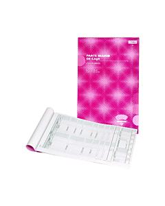 Talonario Ad Astra 1345S Parte Diario de Caja x 50 Hs.