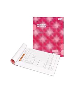 Talonario Ad Astra 4001S Solicitud de Empleo x 50 Hs.