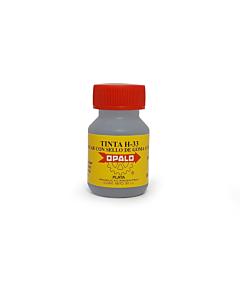 Tinta Indeleble Opalo H-33 Plata x 30 Ml.