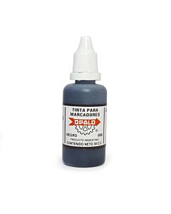 Tinta Indeleble Opalo 888 Negro x 30 Ml.