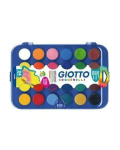 Acuarela Giotto Acquerelli 24 Colores
