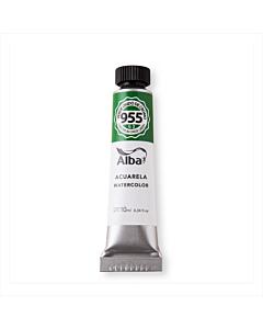 Acuarela Alba S.3 Verde Oxido de Cromo x 10 Ml.