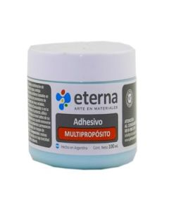 Adhesivo Multiproposito Eterna x 100 Ml.