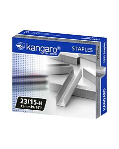 Broches Kangaro N°23/15 x 1000 Un.