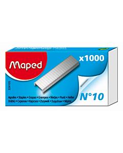 Broches Maped N°10 x 1000 Un.