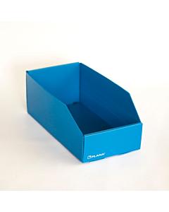Repuestera Plana N°3 Plástico Azul