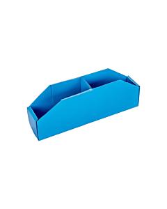 Repuestera Plana N°5 Plástico Azul