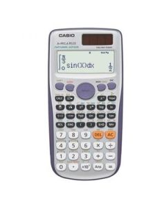 Calculadora Casio Fx-991LA Plus 417 Funciones