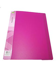 Carpeta Foliada Lama A4 60 Folios Púrpura