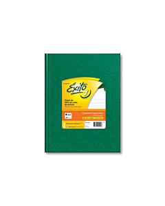 Cuaderno Éxito E1 N°3 Rayado Verde Araña x 48 Hs.