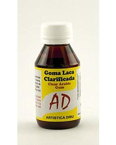 Goma Laca AD Clarificada x 100 Ml.