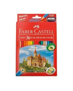 Lápices Faber Castell x 36 Un.