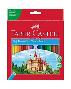 Lápices Faber Castell x 24 Un.