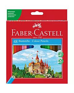 Lápices Faber Castell x 48 Un.