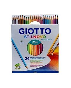 Lápices Giotto Stilnovo x 24 Un.