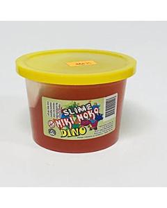 Masa Slime Miki Moko Dino Rojo x 190 Gr.