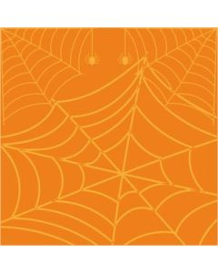 Papel Forro Araña Naranja