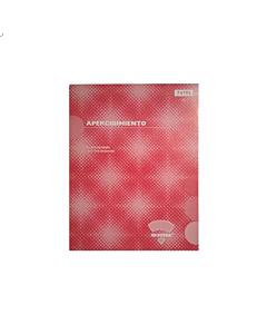 Talonario Ad Astra 7479S Apercibimiento x 50 Hs.