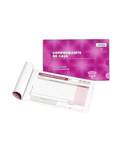 Talonario Ad Astra 1020S Comprobante de Caja x 50 Hs.
