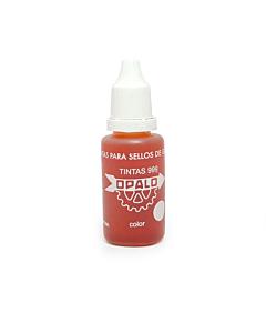 Tinta Opalo 999 con Gotero Naranja x 25 Ml.