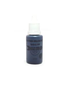 Tinta Opalo 999 con Gotero Negra x 25 Ml.