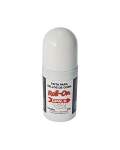 Tinta Opalo 999 Roll On Negra x 60 Ml.