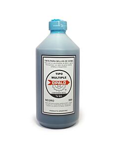 Tinta Opalo 999 Negra x 500 Ml.